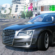 S8 驾驶模拟器 Audi 3D