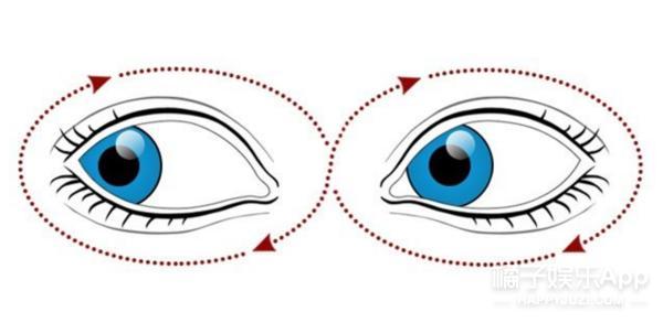 随时都能做的眼保健操让你的眼睛放松一下吧!
