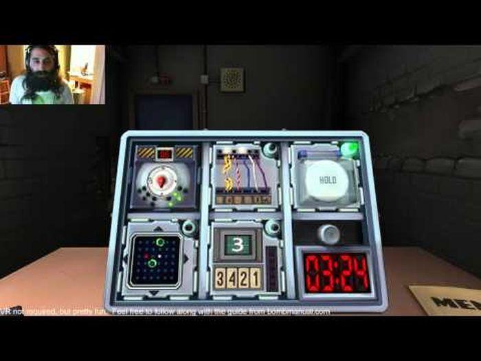 独立VR游戏《保持通话炸弹不炸》销量过20万