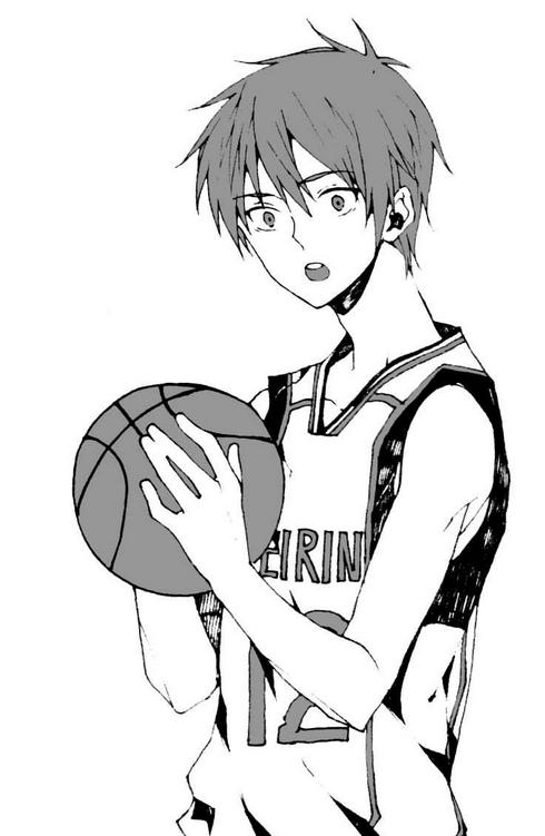 黑子的篮球动漫头像