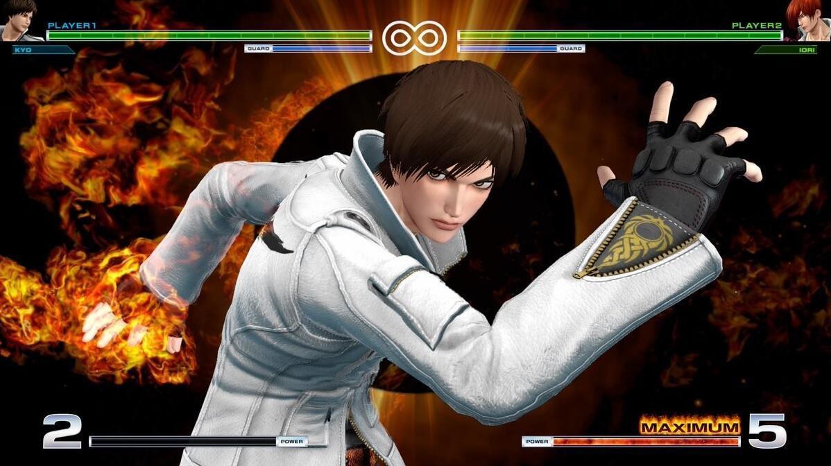《拳皇14》将上线1.10版本更新