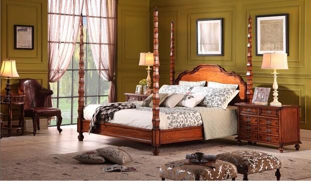 欧式家具与美式家具的区别在哪里?