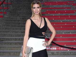 美国第一千金伊万卡在镜头前表现时尚大方,美丽动人!心动不已