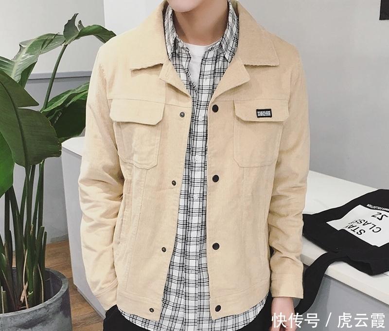 今年流行的夹克外套,适合中老年穿,帅气有范不显老