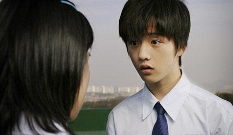 日本15岁可爱女生