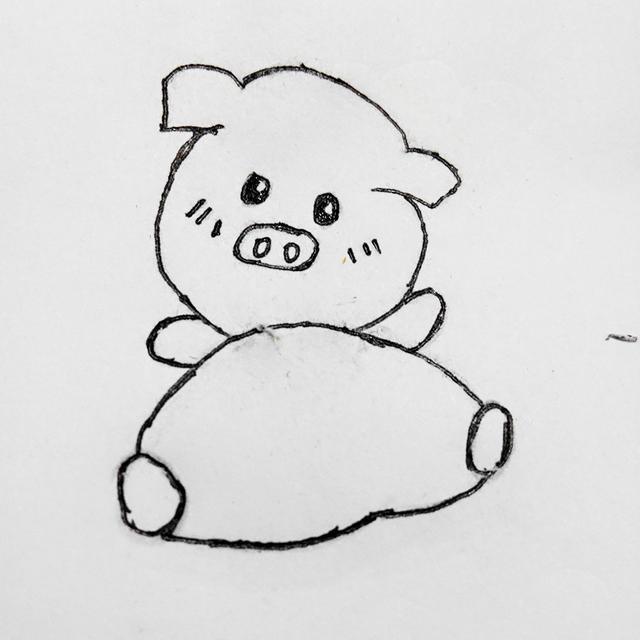 幼儿创意简笔画 鱼