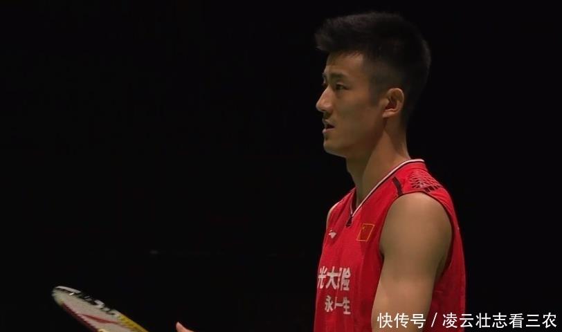 <b>谌龙世锦赛取得开门红,谁注意到谌龙的举动,赢球又赢人!</b>