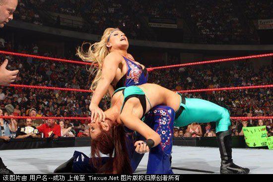 美国职业女子摔角