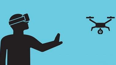 微软HoloLens可使用手势遥控无人机 近乎意念控制