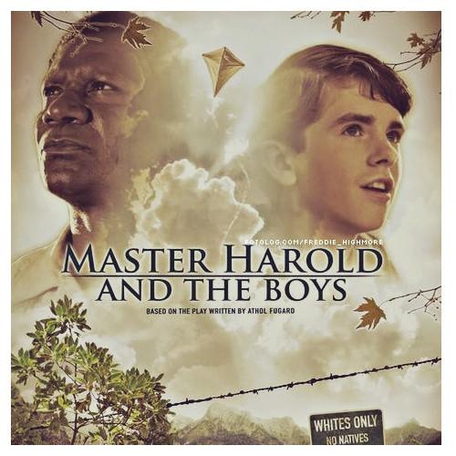 大师哈罗德与男孩