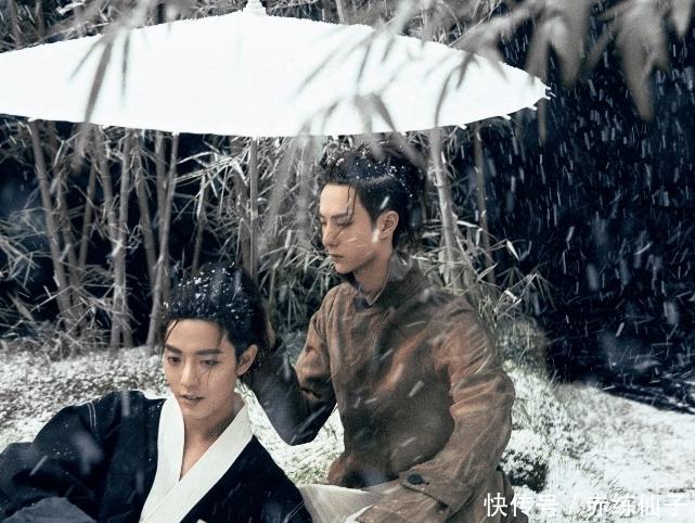 陈情令中最受欢迎的角色,王一博肖战抢破头,被他们的理由逗乐了