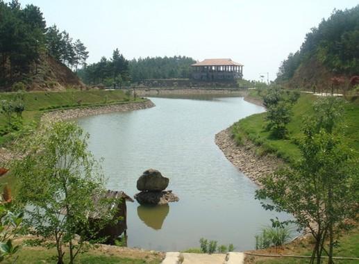 清林径水利风景区