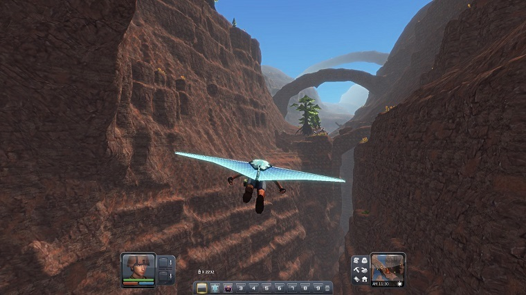 《星球探险家》游戏截图