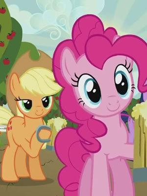 彩虹小马:友情就是魔法