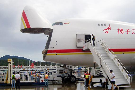 江浩坤私人飞机