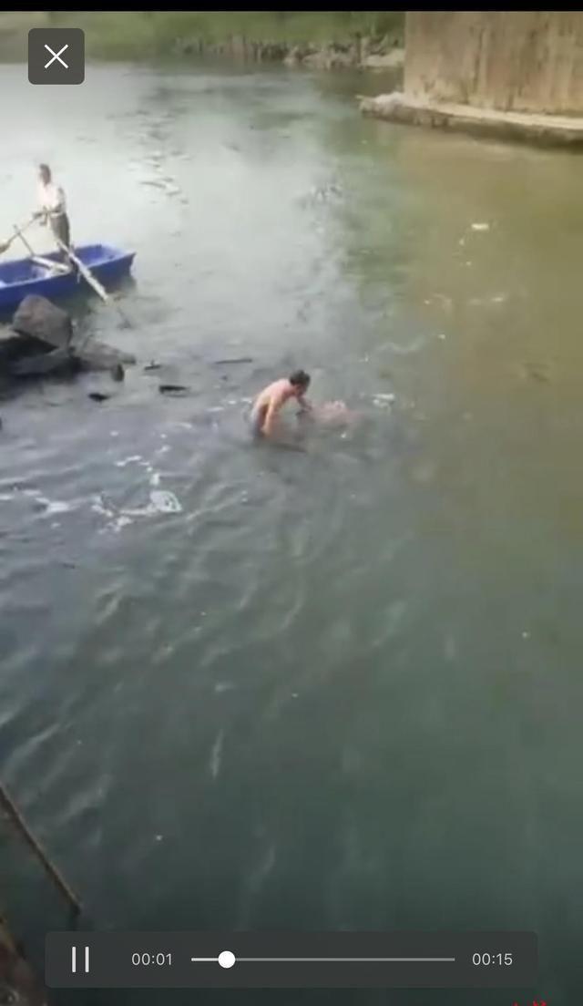 湖南17岁男孩玩水被吸进水电站进水口身讲亡,家属获赔12.8万