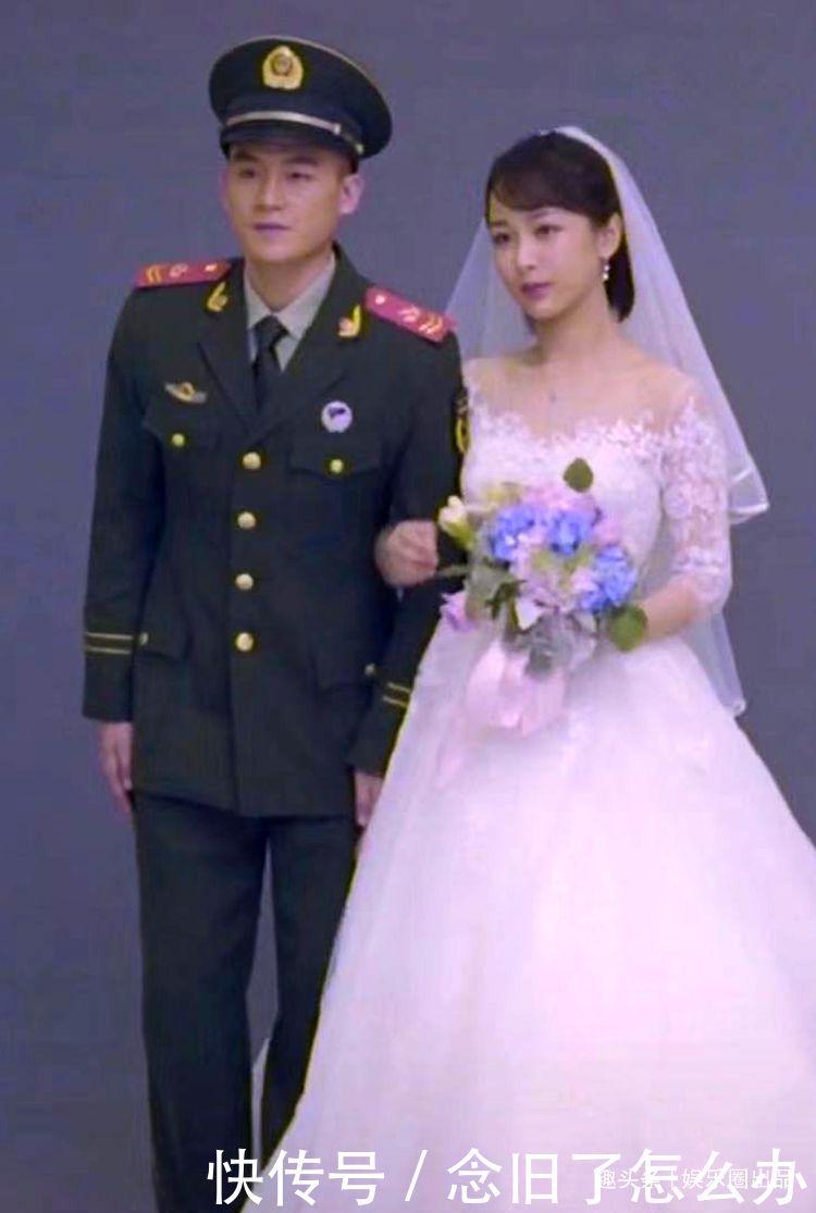杨紫欧豪拍婚纱照,杨紫的主动赚尽观众泪,欧豪的表情像极了爱情