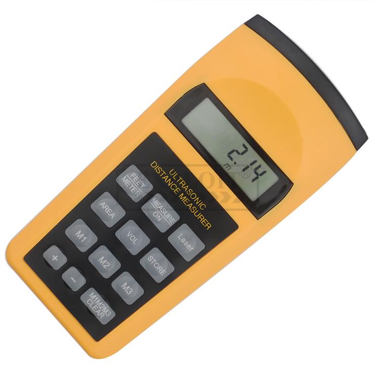 电磁波测距仪已广泛用于控制