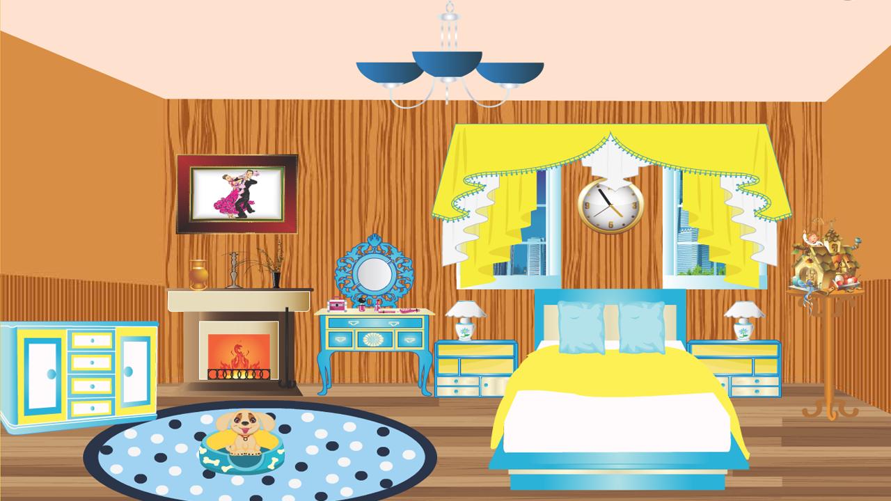 豪华卧室装饰游戏下载