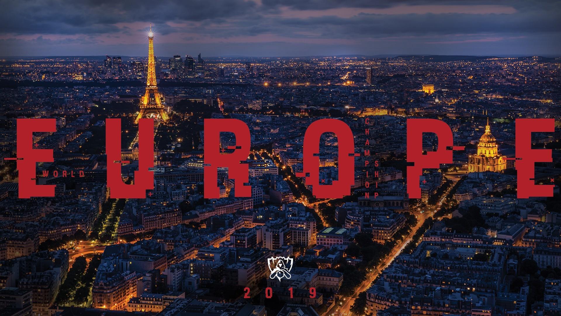 《英雄联盟》公布未来三年全球总决赛举办地点