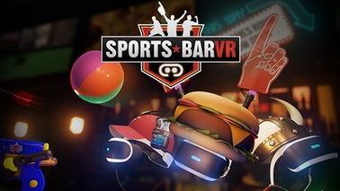 《运动酒吧VR》有望10月登陆国行PSVR 注重物理特效