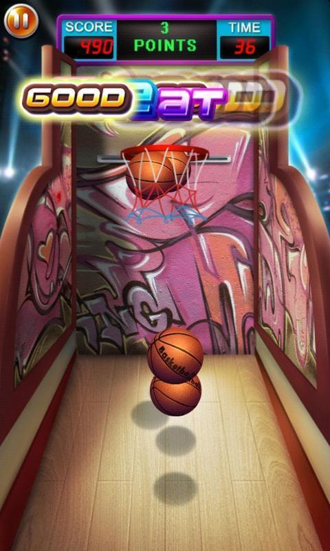 口袋篮球截图3