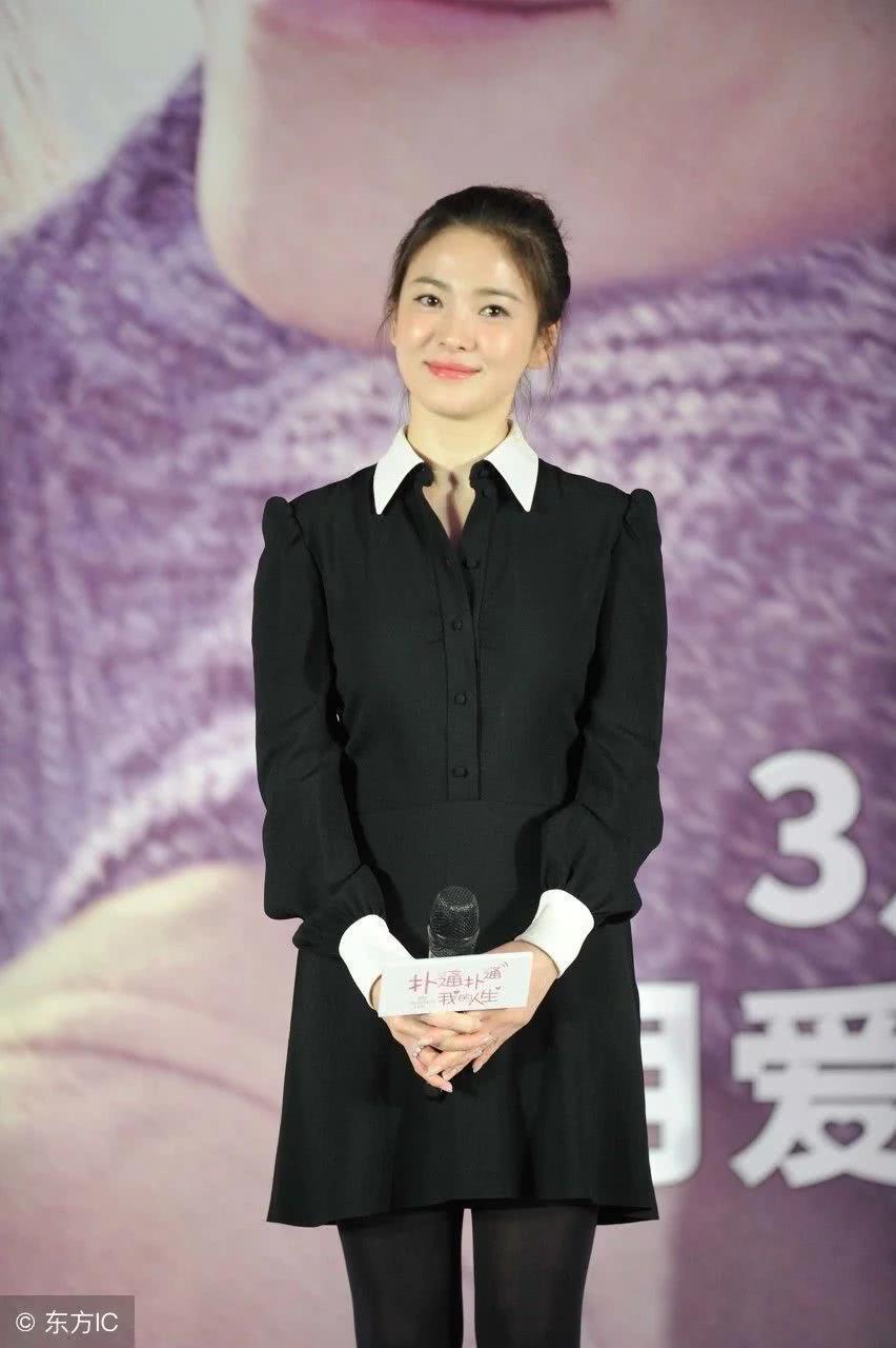 赵丽颖从来不穿女星?看看其他套装的丝sm情趣用品丝袜图片