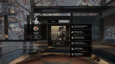 Oculus新增成就系统 为Rift与GearVR头显陆续推送