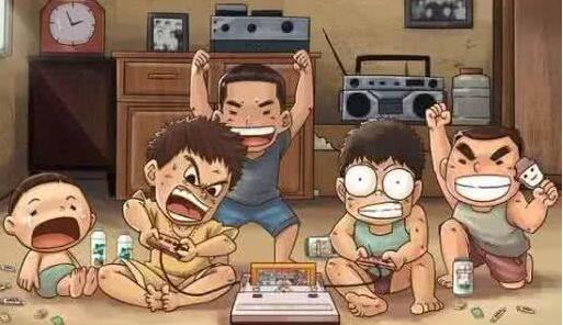 玩游戏就像吸毒吗?这只是5亿中国玩家的娱乐