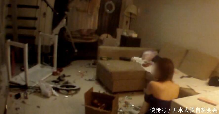 小情侣凌晨4点酒后噪音扰民,装可爱央求北京民警:我会小小声!