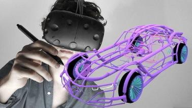 Gravity Sketch成为VR 3D设计软件 新手也能用