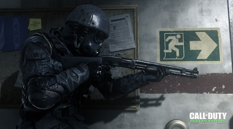 《使命召唤4》高清复刻版游戏画面