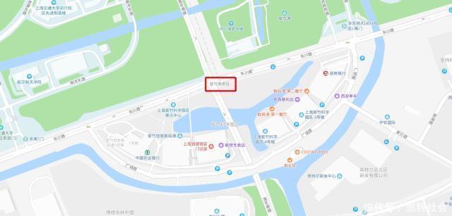 上海轨道交通15号线南终点站进行改造紫竹数码港引入商业项目
