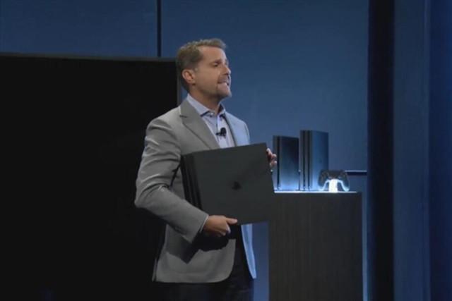 微软称Xbox天蝎座是真4K游戏