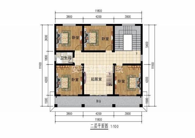 二层别墅农村设计图,25万左右就盖一栋,出国适合工作室v二层别墅图片