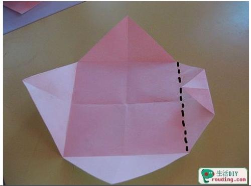 纸手工制作方法 电话