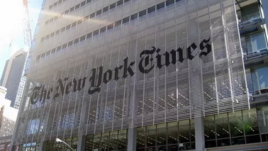 纽约时报与三星合作推出The Daily 360视频播报