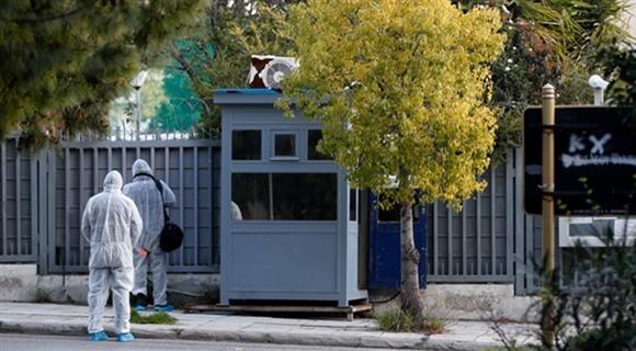 俄罗斯驻希腊领事馆遭手榴弹袭击