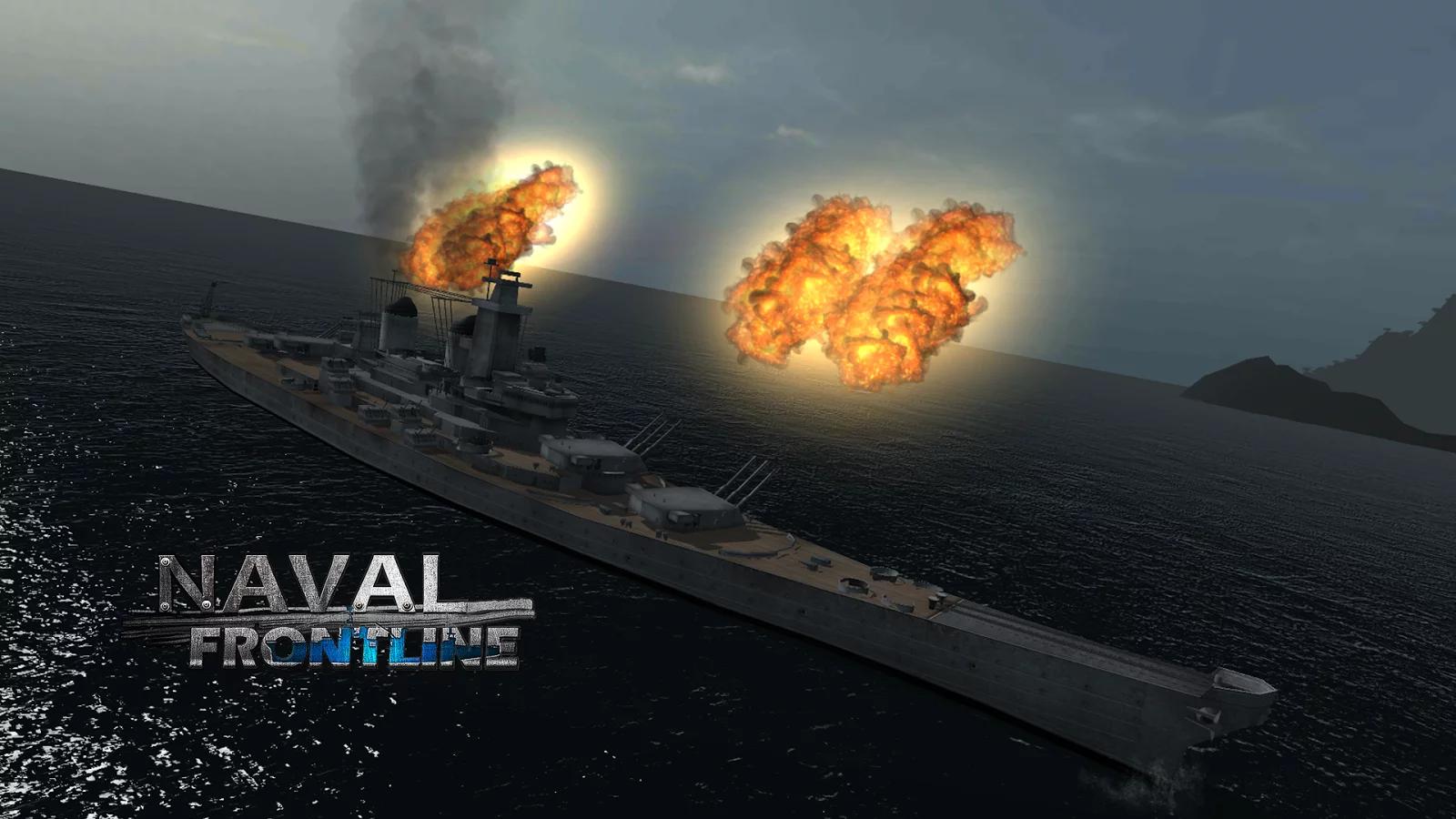 海军最前线 : 意军奇袭截图1