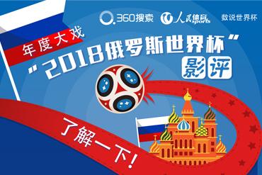 2018年俄罗斯世界杯影评