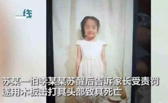 <b>12岁男孩活活拍死7岁妹妹:你的这个举动,可能让孩子酿成大祸</b>