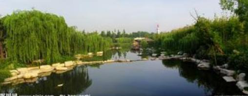 潍坊市区的东南部,东侧和南侧分别是市区的主要交通干道北海路和宝通