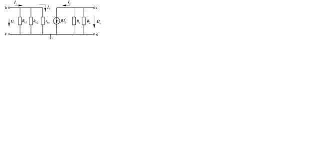 分压式偏置共射极放大电路如图所示