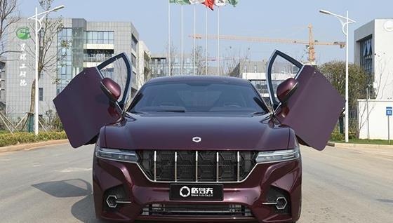 真正的新能源,格罗夫氢能汽车曝光,电动车或将面临淘汰!