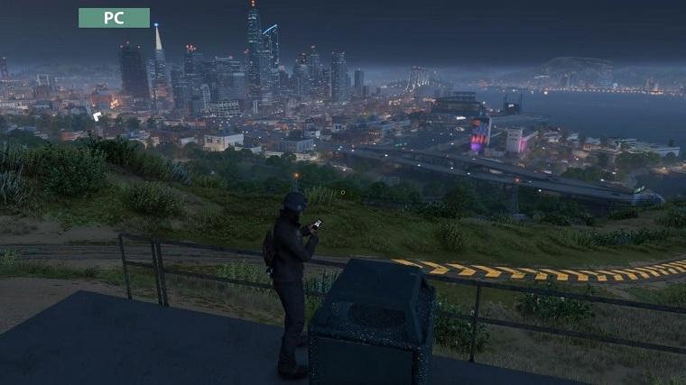 《看门狗2》PC版游戏画面