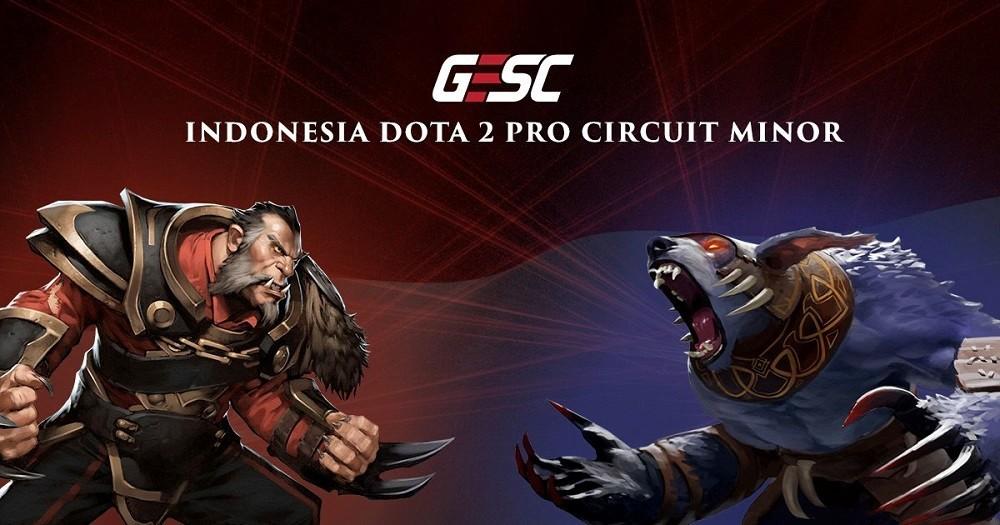 火猫独播DOTA2 GESC印尼站Minor,中国区春节前开赛