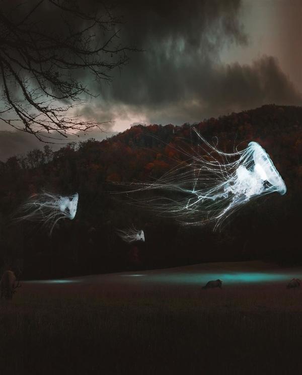 大师巨作!可能比梦境还震撼的超现实照片 - 真光 - 真光 的博客