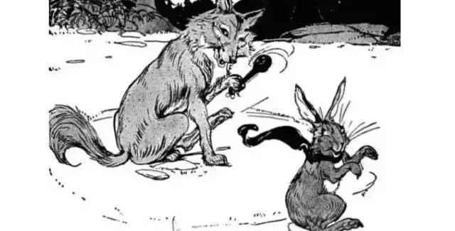 创业故事: 一只兔子是如何吃掉狼的?