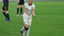 欧联-35岁哲科破门!罗马淘汰阿贾克斯 半决赛战曼联