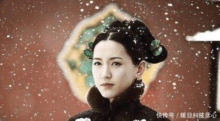 她是清朝第一美人, 也是傅恒妻子, 和乾隆却有这